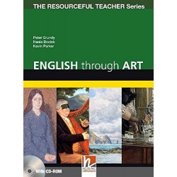 English through Art w/CD-ROM