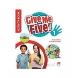 GIVE ME FIVE! 1 ACTIVITY BOOK