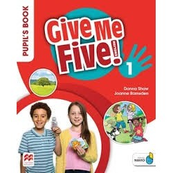 GIVE ME FIVE! 1 BOOK