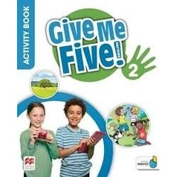 GIVE ME FIVE! 2 ACTIVITY BOOK