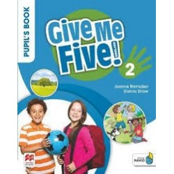 GIVE ME FIVE! 2 BOOK
