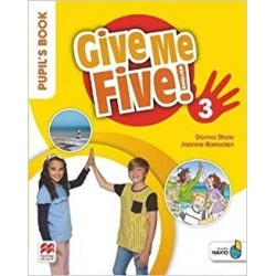 GIVE ME FIVE! 3 BOOK