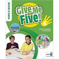 GIVE ME FIVE! 4 BOOK