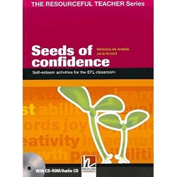 Seeds of Confidence w/CD-ROM - Self-esteem activities for the EFL classroom