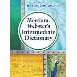 Merriam-Webster's Intermediate Dictionary (hardcover)