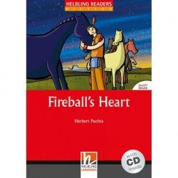 HELB RDR 1: FIREBALL HEART W/CD