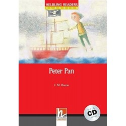 HELB RDR 1: PETER PAN W/CD