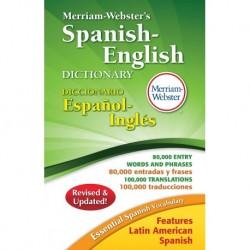 M-W SPANISH-ENGLISH DICTIONARY (HARDCOVER)