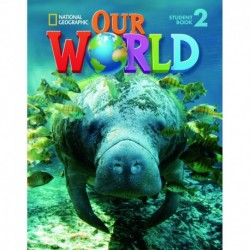 OUR WORLD AME 2 STUDENT BOOK + CDROM