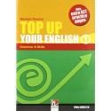 TOP UP YOUR ENGLISH 1 - Grammar & Skills w/audio CD
