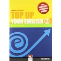 TOP UP YOUR ENGLISH 2 - Grammar & Skills w/audio CD