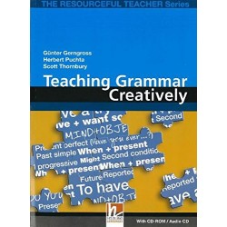 Teaching Grammar Creatively w/CD-ROM
