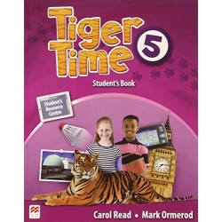 TIGER TIME 5 BOOK PACK