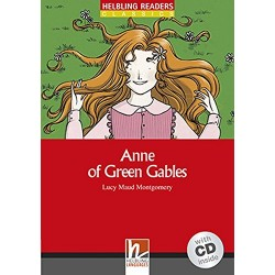 HELB RDR 2: ANNE OF GREEN GABLES ANNE ARRIVES W/CD