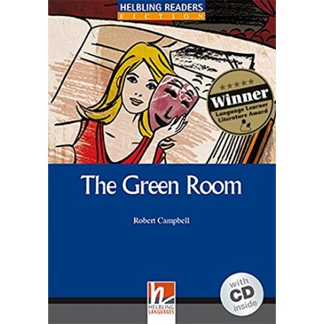 HELB RDR 4: THE GREEN ROOM W/CD
