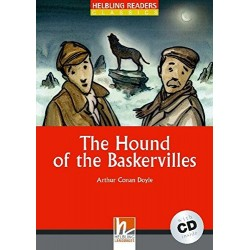 HELB RDR 1: THE HOUND OF THE BASKERVILLES W/CD