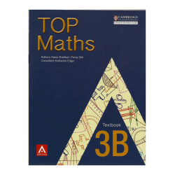 TOP MATHS 3B TEXTBOOK