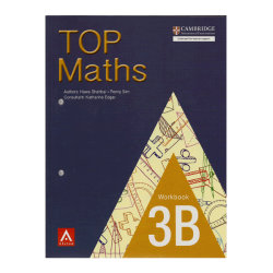 TOP MATHS 3B WORKBOOK
