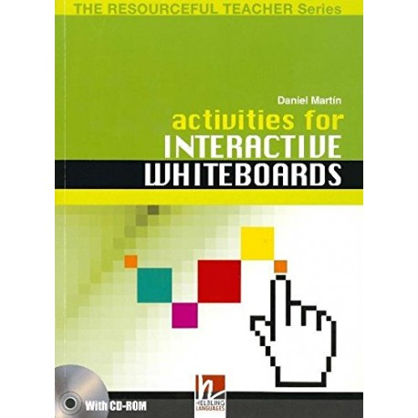 Activities for Interactive Whiteboards w/CD-ROM
