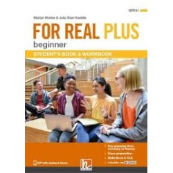 FOR REAL PLUS BEGINNER STUDENTS PACK + EZONE