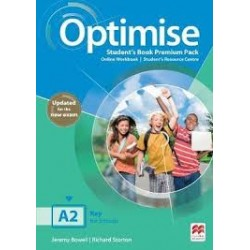 OPTIMISE A2 BOOK PREMIUM PACK