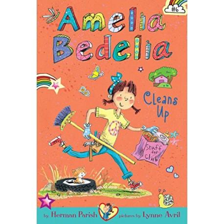 Amelia Bedelia Cleans Up