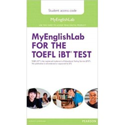 MYENGLISHLAB FOR THE TOEFL TES (test and practice)