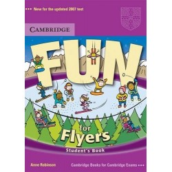 FUN FOR FLYERS BOOK