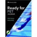 READY FOR PET BOOK WITHOUT KEY+CD ROM NEW ED