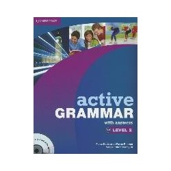 ACTIVE GRAMMAR 2 W/ANSWER + CD ROM