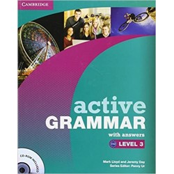 ACTIVE GRAMMAR 3 W/ANSWER + CD ROM