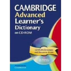 CAMB ADVANCED LEARN DICTIONARY CD-ROM 2ED