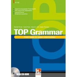 """Top Grammar"" from basic to upper-intermediate (A1 - B2)"
