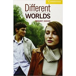 Different Worlds Level 2 Book with Audio CD