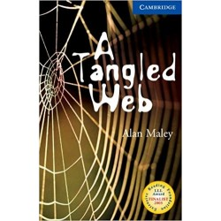 A Tangled Web Level 5  Book with Audio
