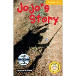 Jojo's Story Level 2  Book and Audio CD
