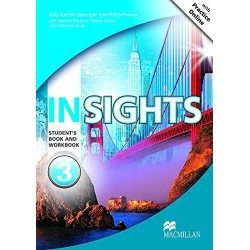 INSIGHTS 3 BOOK AND WORKBOOK
