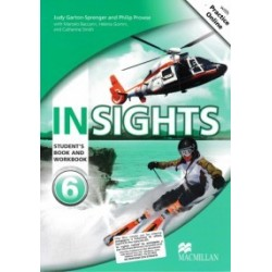 INSIGHTS 6 BOOK AND WORKBOOK
