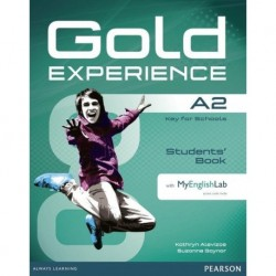 GOLD EXPERIENCE A2 BOOK
