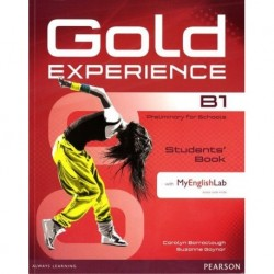 GOLD EXPERIENCE B1 BOOK
