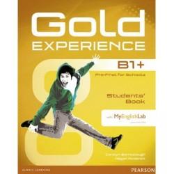 GOLD EXPERIENCE B1+ SB W/DVD ML