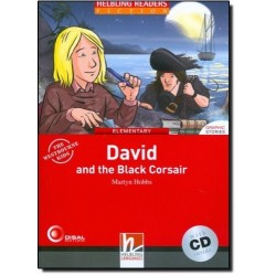 HELB RDR 3: DAVID AND THE BLACK CORSAIR W/CD