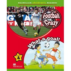 MCR 4: FOOTBALL CRAZY/WHAT A GOAL