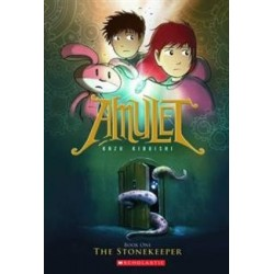 AMULET BOOK 1 THE STONEKEEPER