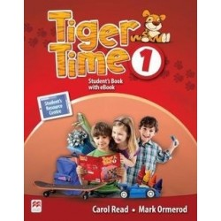 TIGER TIME 1 BOOK PACK