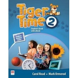 TIGER TIME 2 BOOK PACK