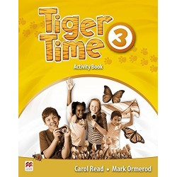 TIGER TIME 3 ACTIVITY BOOK