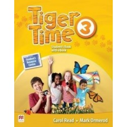 TIGER TIME 3 BOOK PACK
