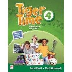 TIGER TIME 4 BOOK PACK