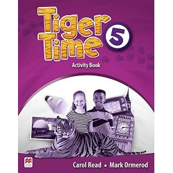 TIGER TIME 5 ACTIVITY BOOK